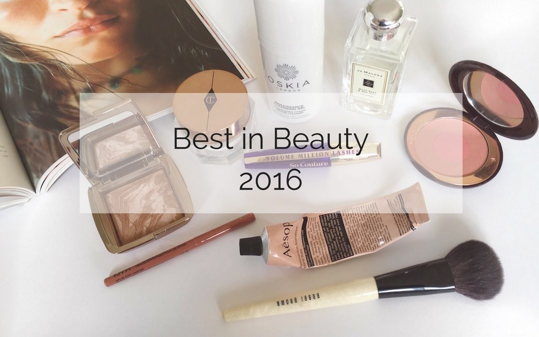 Best of 2016: The Beauty Edit