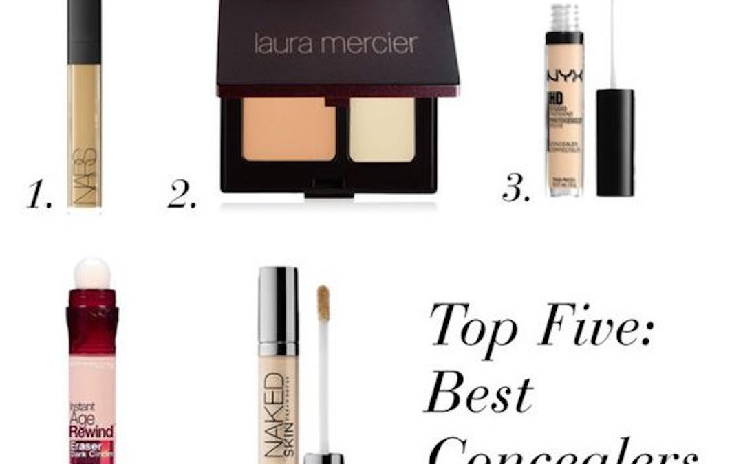 Top Five: Concealers
